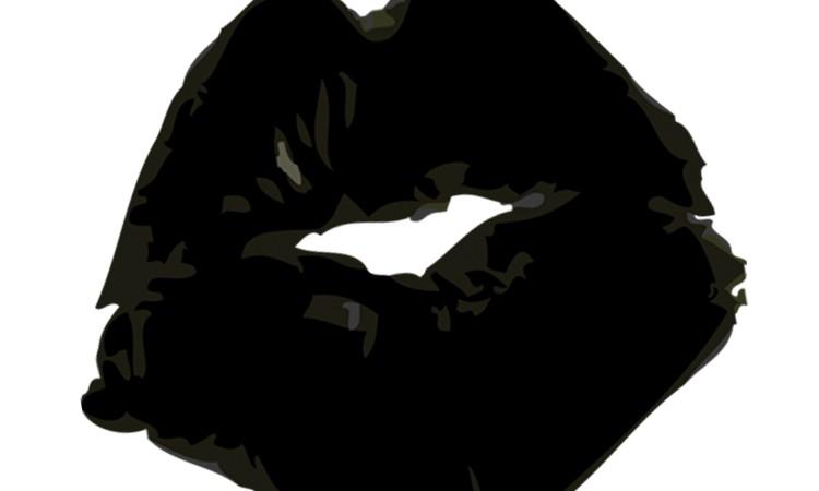 día bisexual beso negro