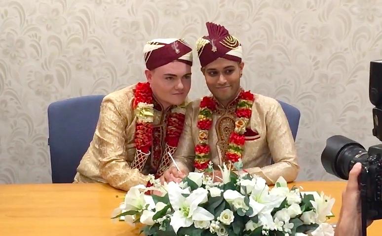 Matrimonio Mixto Catolico Musulman : Primer matrimonio gay catolico gobernantes yucatán
