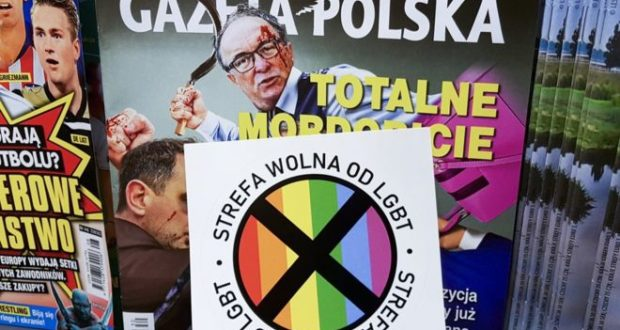 Zonas libres de LGBT
